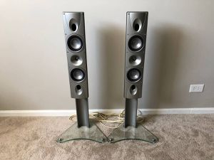 Klipsch Synergy SLX Speakers for Sale in Mount Prospect, IL