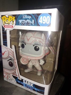 """NEW POST""Sark Disney's Tron Funko Pop for Sale in Shoreline, WA"