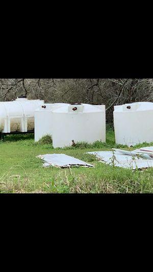 Water tanks for Sale in Cuero, TX