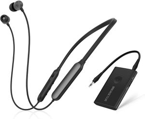 NEW Wireless Headphones for Watching TV w/Bluetooth Transmitter, Support RCA, AUX 3.5mm Audio Out, High Volume Headset, Plug n Play, No Audio Delay for Sale in Atlanta, GA