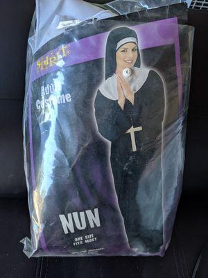 Nun Halloween Costume for Sale in Port Richey, FL