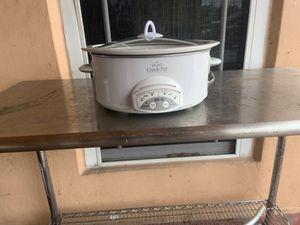 Crock Pot for Sale in Pompano Beach, FL