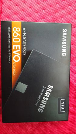 Samsung solid drive 1 TB for Sale in Fort Worth,  TX