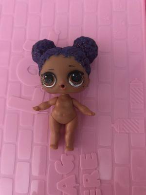 Rare LOL Surprise Doll Big Sister Glitter PURPLE QUEEN for Sale in Miami, FL