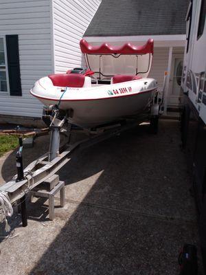 Yamaha Exciter 270 Twin motor Jet boat. for Sale in Atlanta, GA