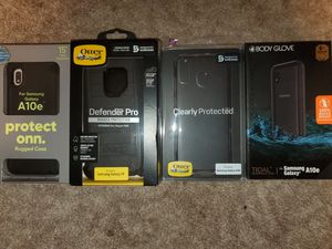 Samsung phone cases and screen protector for Sale in Pasco, WA