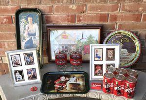 Coca Cola Collection for Sale in Arlington, TX