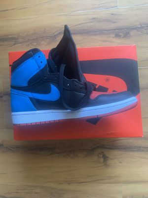 Jordan 1 retro high Nc to chi leather for Sale in Ventura, CA