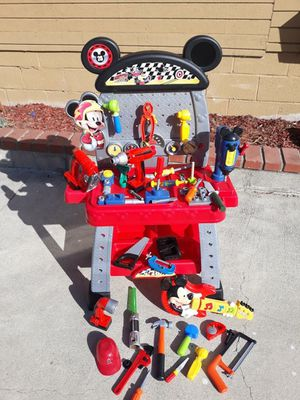 Mickey mouse tools toy for Sale in South El Monte, CA