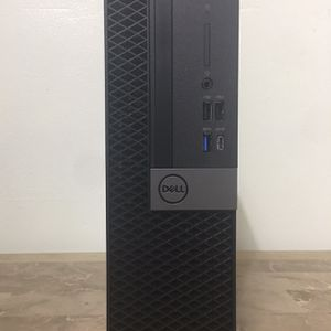 Great condition DELL Optiplex XE3 Core i5 Corei5 8th. gen. 16GB RAM 256GB NVMe UHD Graphics Windows 10 desktop computer for Sale in Hollywood, FL