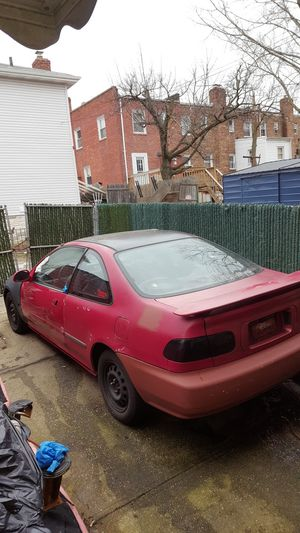 95 Honda Ex Clean Title for Sale in Queens, NY
