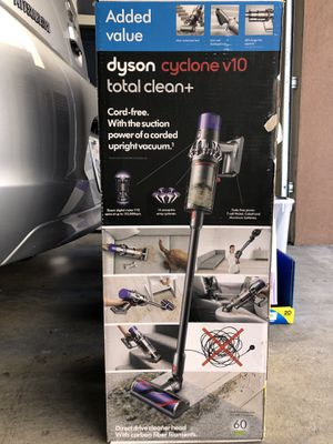 Dyson Cyclone v10 box ONLY. NOT included vacuum. for Sale in Marina del Rey, CA