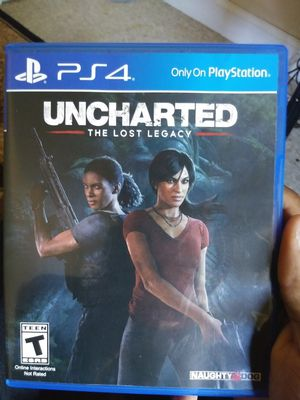 Uncharted lost legacy for Sale in Baltimore, MD
