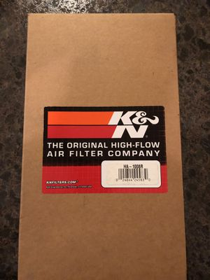 K & N the Original High-Flow Air Filter, Part # 402934, Motorcycle Parts for Sale in Mentor, OH