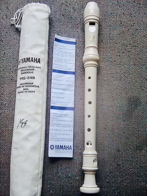 Yamaha Recorder for Sale in Raleigh, NC