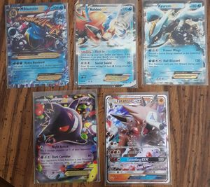 5 Pokemon Card Holographic Lot for Sale in Wrightstown, NJ