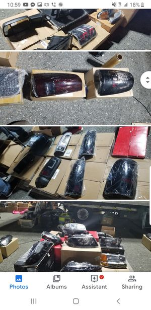 LED TAIL LIGHTS,HEAD LIGHTS AND MORE...... for Sale in Ontario, CA