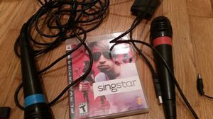Singstar for Sale in Lake Stevens, WA
