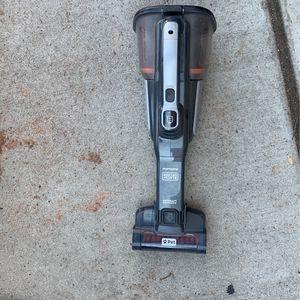 "Black And Decker ""pet"" Vacuum for Sale in Denver, CO"