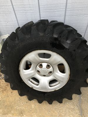 Off-Road Tires on Jeep Rims for Sale in PT CHARLOTTE, FL