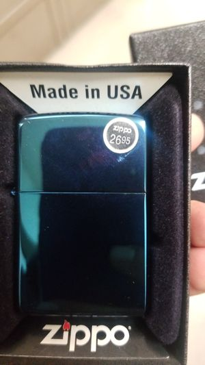 Zippo lighter $25 for Sale in Los Angeles, CA