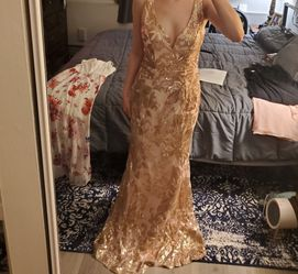 Rose Gold Gown for Sale in Bristol,  CT