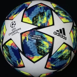 SOCCER BALL BRAND NEW MATCH BALL FIFA APPROVED CHAMPIONS LEAGUE NOT REPLICA OR TRAINING OFFICIAL SOCCER MATCH BALL SIZE 5. CASH ONLY NO DELIVERY, PICK for Sale in Alexandria, VA