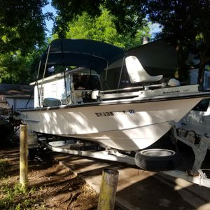 1991 Kenner 18'5 Center Console w/'98 130HP Johnson for Sale in Baytown, TX