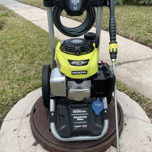 RYOBI 2800 PSI POWER PRESSURE WASHER for Sale in Spring, TX