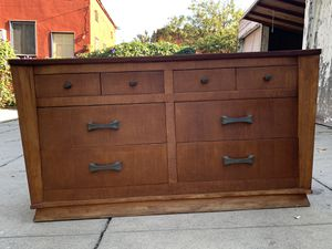Beautiful antique dresser for Sale in Los Angeles, CA