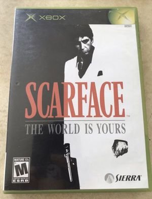 Scarface for Sale in Bothell, WA