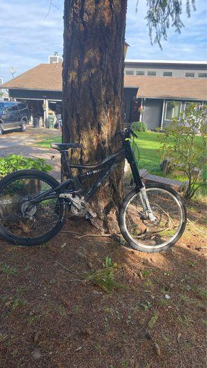Yakuza iron horse full suspension downhill mountain bike for Sale in Puyallup, WA