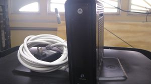Spectrum Internet modem and router for Sale in Irving, TX