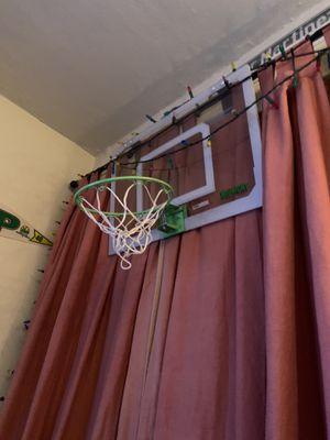 Over-the-door basketball hoop for Sale in Seattle, WA