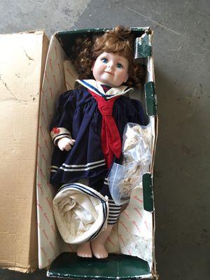 Antique Brinn's sailor doll for Sale in Boynton Beach, FL