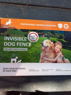 Wireless dog fence New for Sale in Montclair, CA