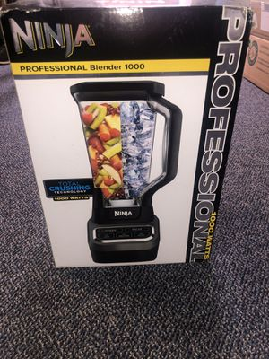 Brand new Powerful Ninja blender $130. Great for smoothies for Sale in Castro Valley, CA
