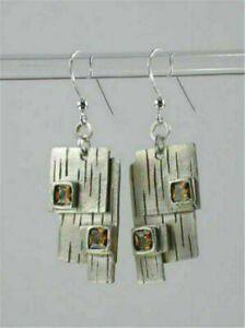 Vintage silver earrings $22.00 for Sale in Decatur, GA