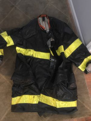 Chicago fireman turnout jacket. for Sale in Chicago, IL