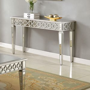 Brand new Sophie mirrored console table for Sale in Mountain View, CA
