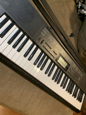 Casio Keyboard for Sale in Meriden, CT