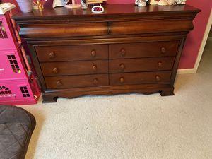 Dark Wooden Dresser for Sale in Versailles, KY