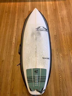 Surfboard - Super Brand - Unit model 5'9 for Sale in Portland, OR