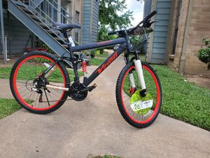 "Bike New Mountain Kent 26"" Aluminum Black Mate for Sale in Houston, TX"