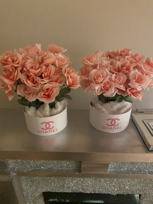 Custom flower pots for Sale in Washington, DC