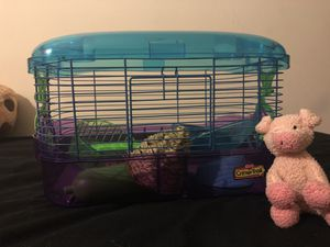 CritterTrail hamster cage for Sale in Fredonia, NY