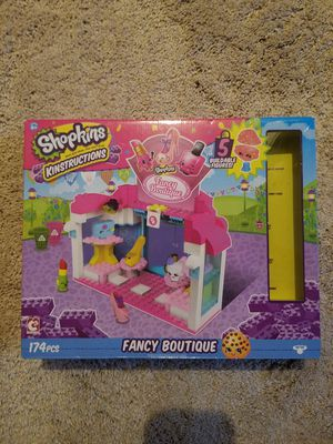Shopkins fancy boutique for Sale in Taunton, MA