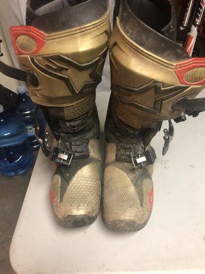 Alpinestars tech size 11 for Sale in Foxborough, MA