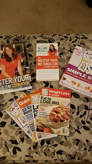 Assorted Jillian Michaels Books Bundle for Sale in Canton, OH