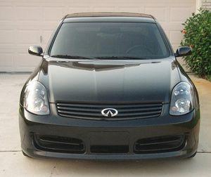 For Sale 2003 Infiniti G35 FWDWheels Black Sedan for Sale in Washington, DC